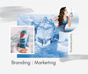 Digital agency & Pepsi Branding - byteX