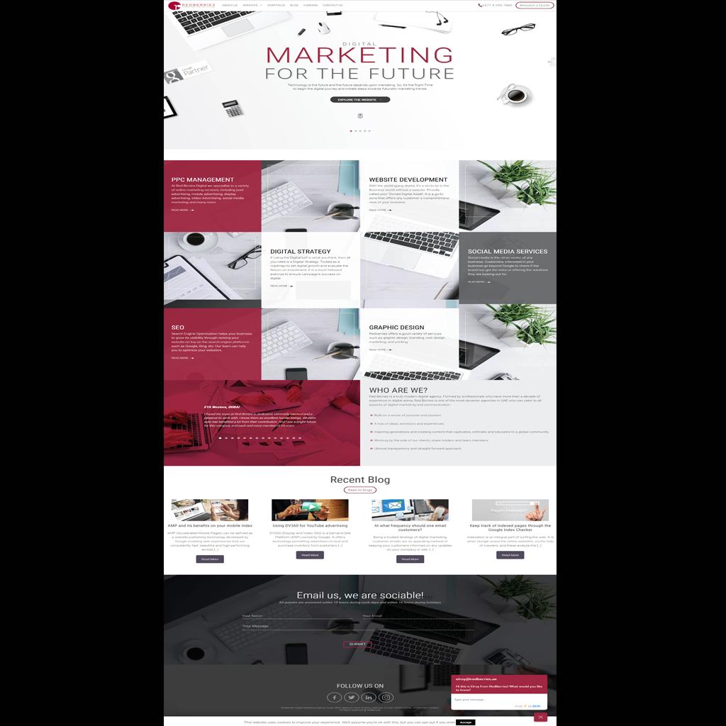 Marketing-Agency-Website