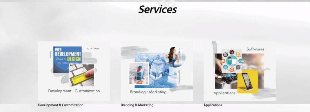 Digital Services - ByteX